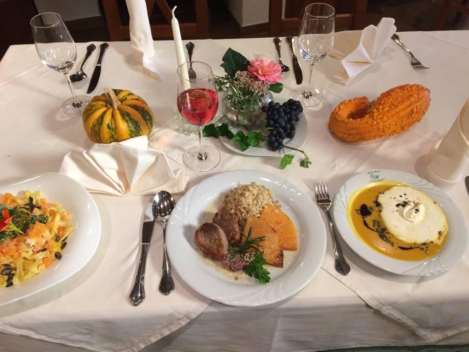 Kulinarik im Schilcherland – aufgetischt im Gasthaus Mautner in Wies